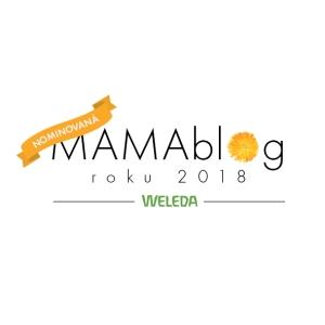 logo_MAMAblog roku 2018 nominovaná